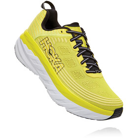 Hoka One One Bondi 6 Running Shoes Herre citrus/anthracite
